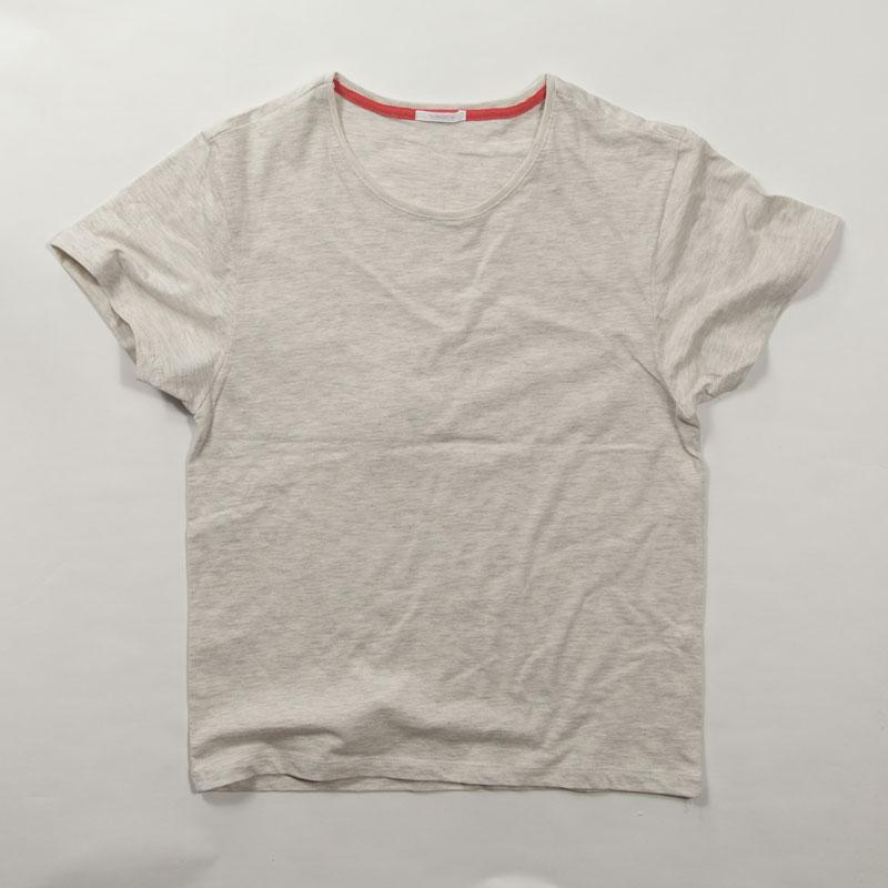 オートミール Tシャツ 無地